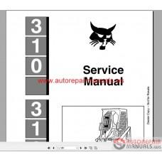 BOBCAT Service Library 2014 Service, Operator, Maintenance, Bulletines, etc...