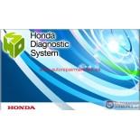 Honda HDS 3.101.044 [12.2016] Full + Instruction