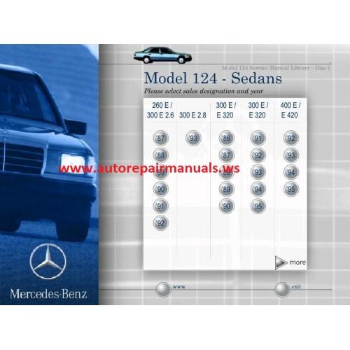 Admirable Mercerdes Benz E430 1998 Wiring Diagram Wiring 101 Carnhateforg