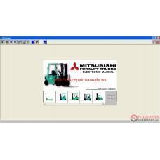 Mitsubishi Forklift Trucks MCFE [06.2014] Install Instruction